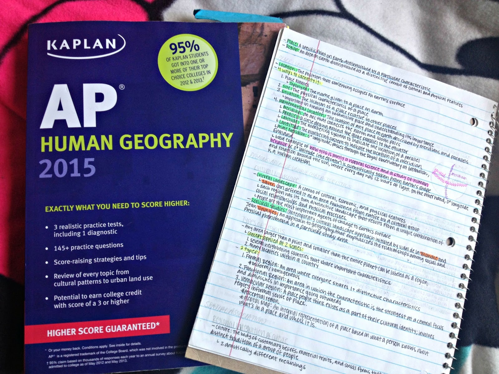 Where to study geography