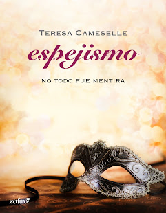 Teresa y su nuevo libro, lo he leído, excelente. Mucha suerte amiga, la mereces.