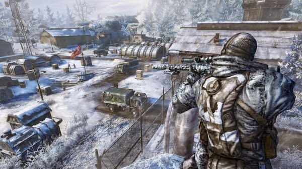 Sniper Ghost Warrior 2 Siberian Strike [Only DLC]