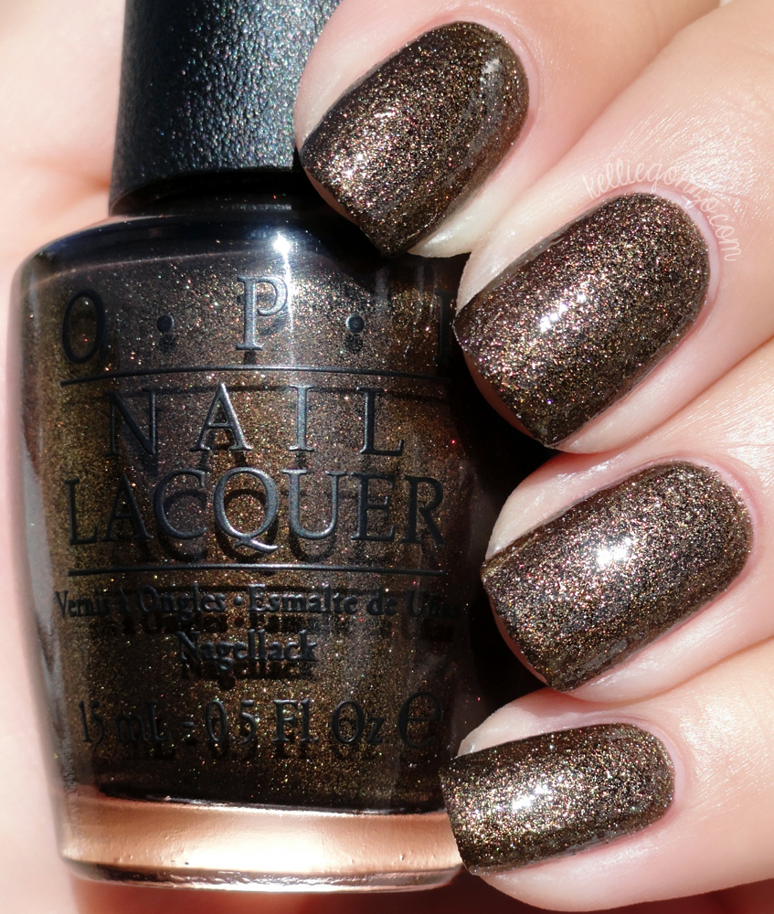 KellieGonzo: OPI - What Wizardry Is This?