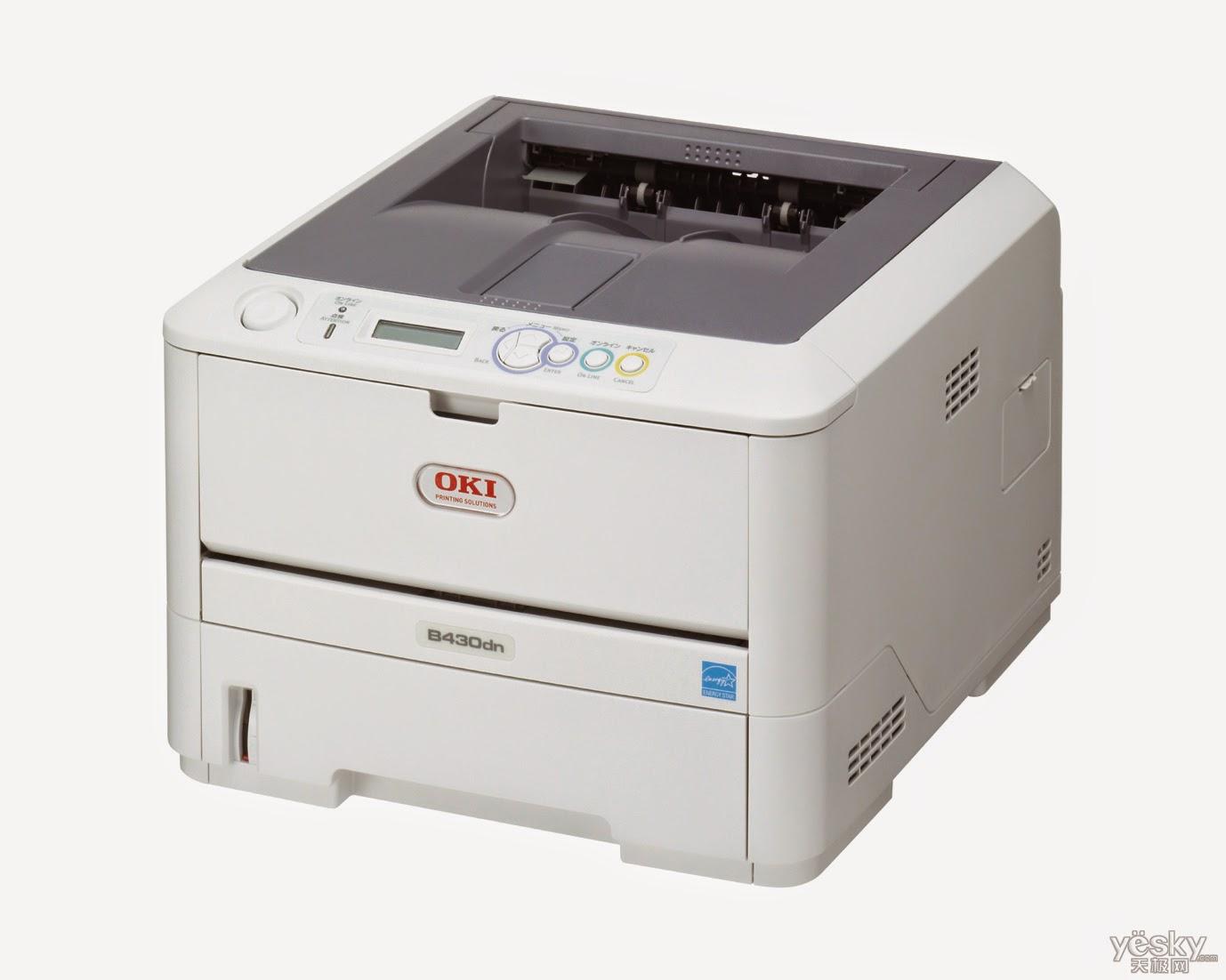 Toner Oki compatible tóner b430dn remanufacturado