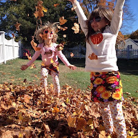 New England Fall Events_Leaf Jumping Piles Kids Fall Foliage