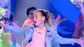 Indigo canta Valerie de Amy Winehouse. Final La Voz Kids 2015