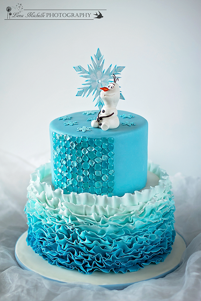 Cake Images With Frozen : Sara Elizabeth - Custom Cakes & Gourmet Sweets: Disney s ...