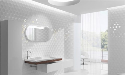Experimenta amiga quarta decor e salteado id ias for All white bathrooms ideas