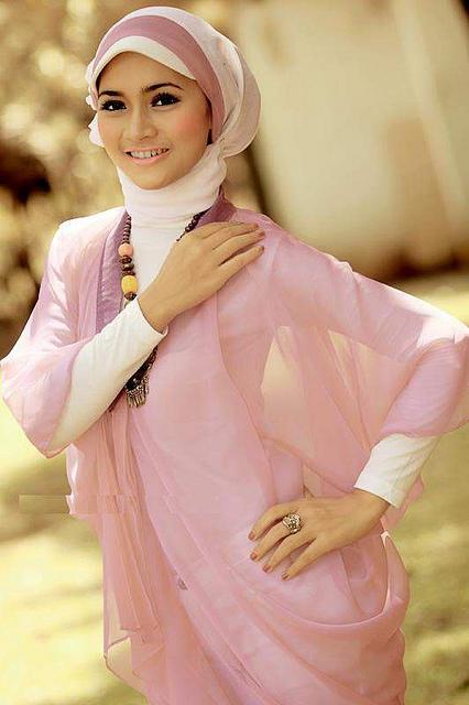 Jilbab Cantik Anggun