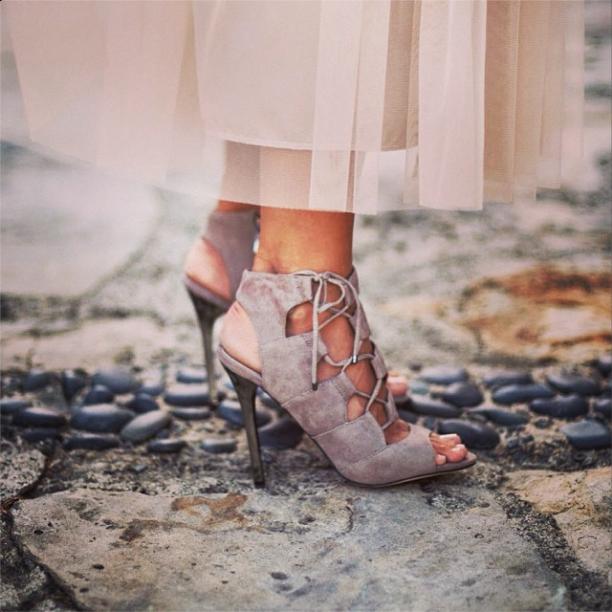 sam edelman suede sandal