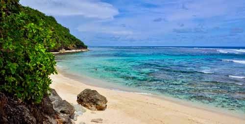 Obyek Wisata Pantai Kuta Bali