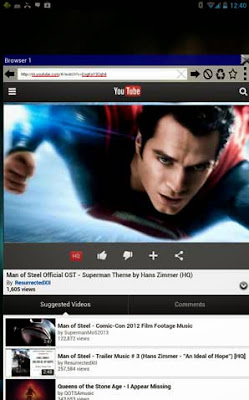 Multiscreen Multitasking THD APK