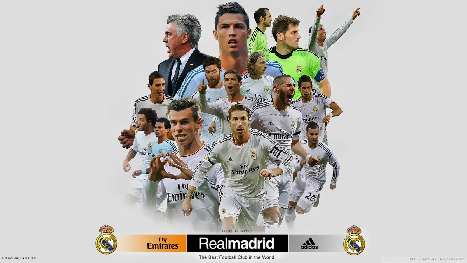 Real Madrid High Resolution
