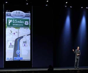 Apple Kicks Google Maps