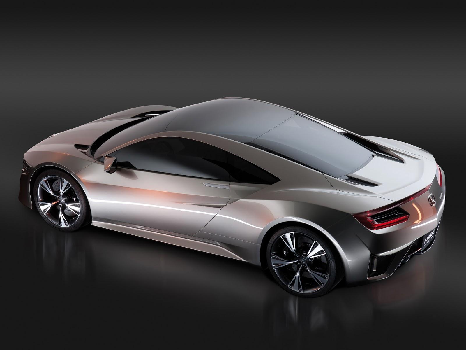 2012 Honda Nsx Concept Auto Cars Concept