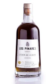 Licor de Higos Los Pinares