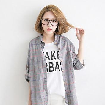 Tremendous Cute Korean Short Bob Hairstyles Ideas For Girls Korean Hairstyle Inspiration Daily Dogsangcom