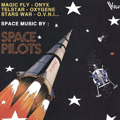 Space Pilots - Space Music (Album) 1978 [Vogue Records] Electro, Synth 70\'s \