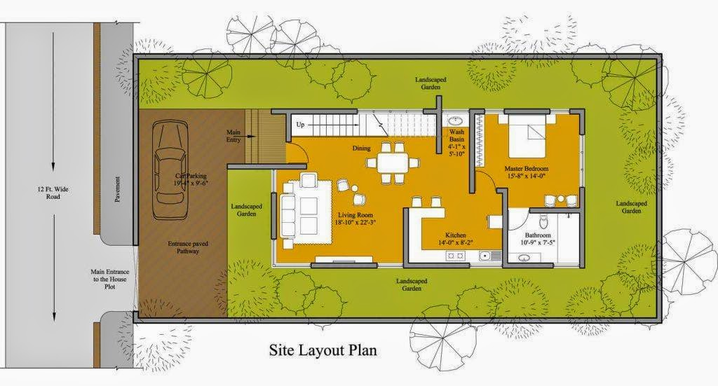 Home plans in india 5 most popular small house floor Best home designs of 2014