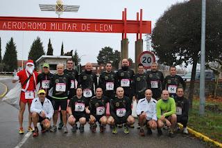 Correcallejeros La Virgen Runners www.mediamaratonleon.com