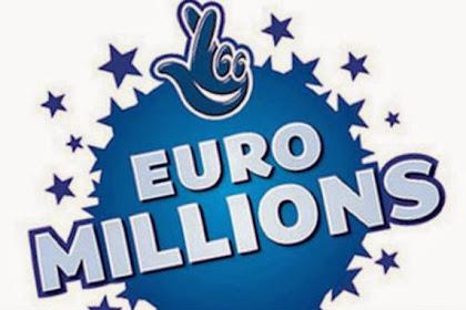 Misteri Pemenang Lotere Rp1,7 Triliun di Inggris