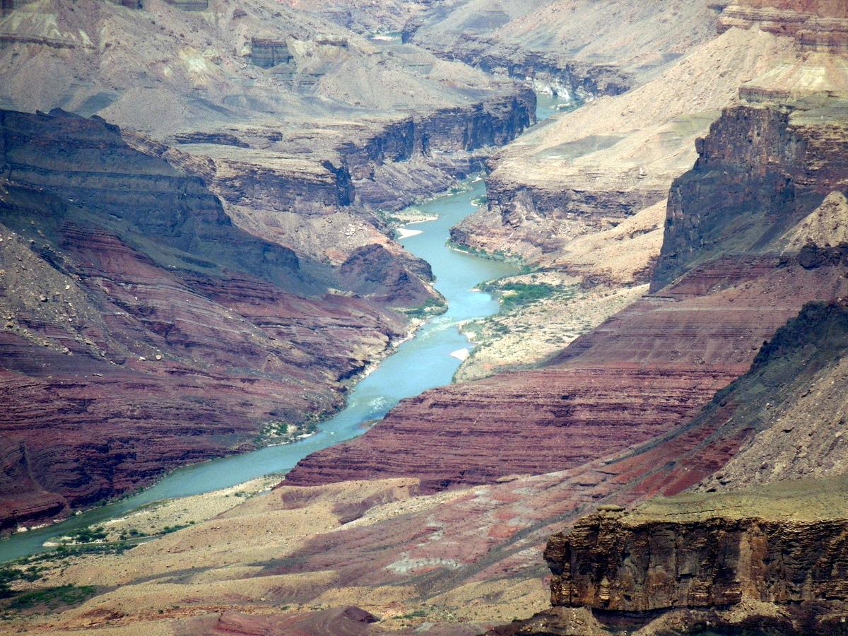 Viaggi e pensieri loves grand canyon state for Grand canyon north rim mappa della cabina