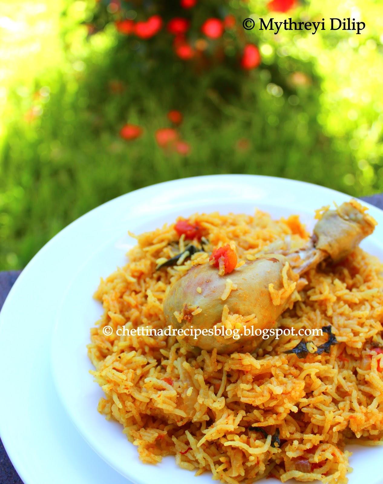 Chettinad chicken biryani kozhi biryani chettinad recipes chettinad chicken biryani kozhi biryani forumfinder Image collections