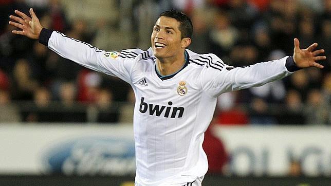 Cristiano Ronaldo (1-0) 29/03/14