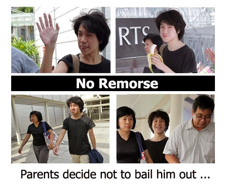 Amos Yee Remand Jail Parents