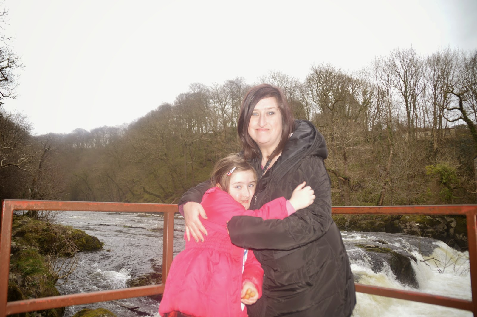 Cenarth Falls, Ceredigion, Mother's Day, Wales, Travel, UK