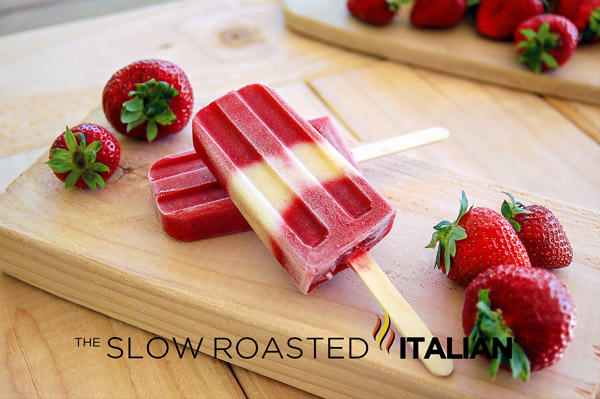 nothing says summer quite like a luscious fruit popsicle on a warm ...