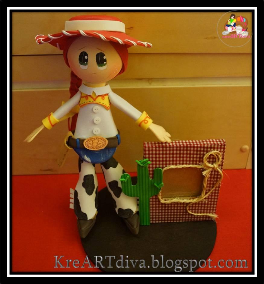 Fofuchos Toy Story Woody Y Jessie Una Vez M  S