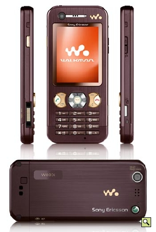 sony ericsson w880i black mobile phones review. Black Bedroom Furniture Sets. Home Design Ideas