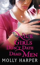 Nice Girls Don't Date Dead Men cover