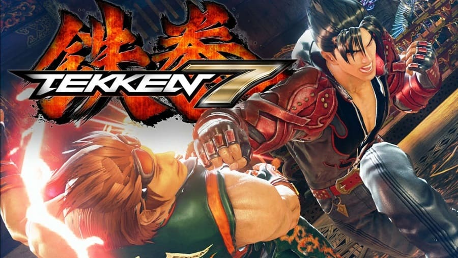 Tekken 7 2017 Jogo  completo Torrent