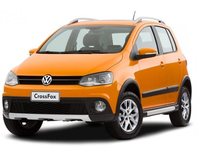 car in Preço do Novo CrossFox 2013