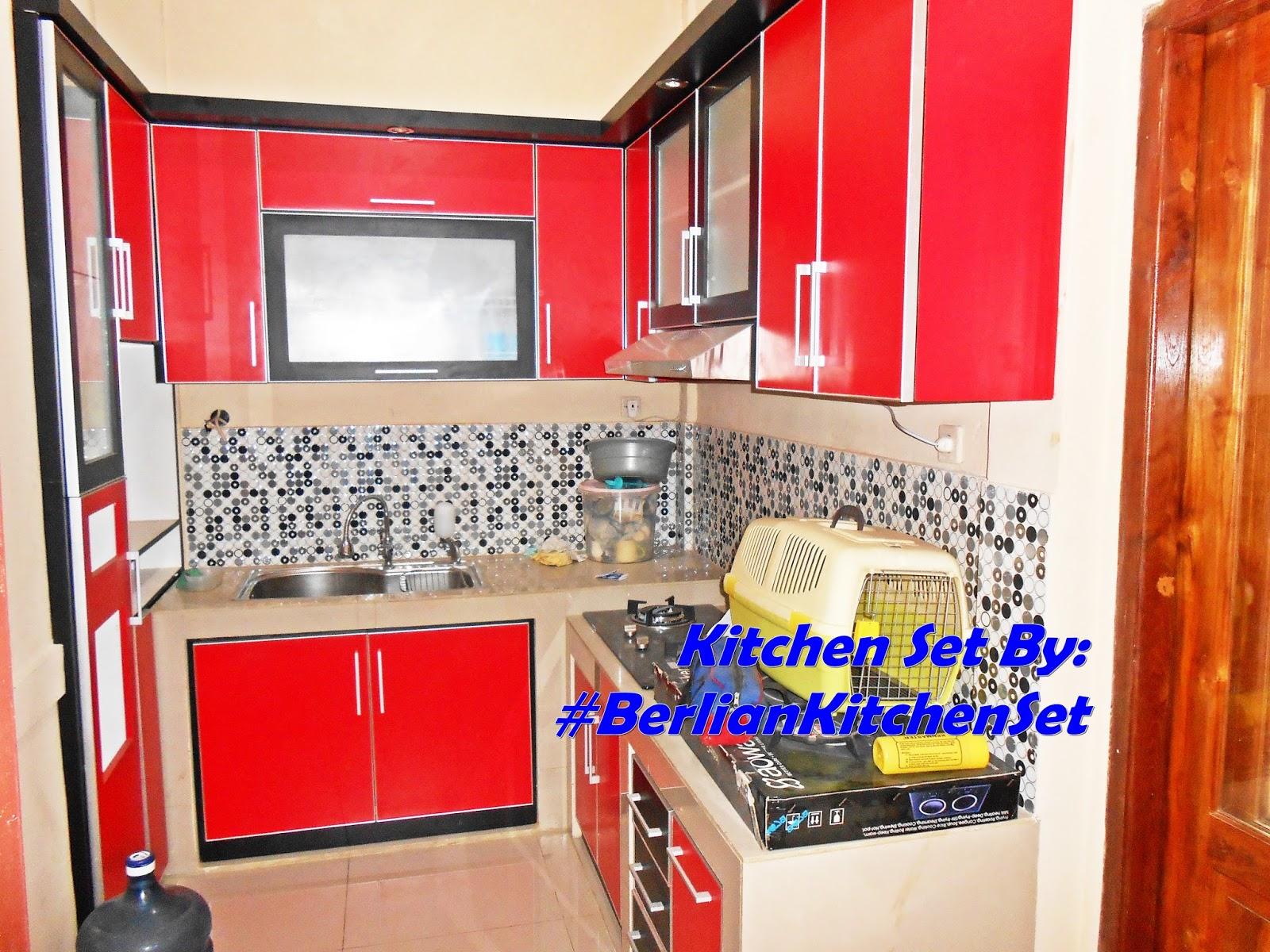 Berlian kitchen set minimalis murah desain ulang dapur anda for Kitchen set bawah