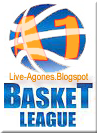 Greek League Basket Logo