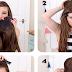 Retro Low Ponytail Hairstyle Tutorial