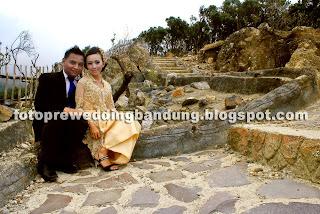 kumpulan foto pre wedding gunung tangkuban perahu