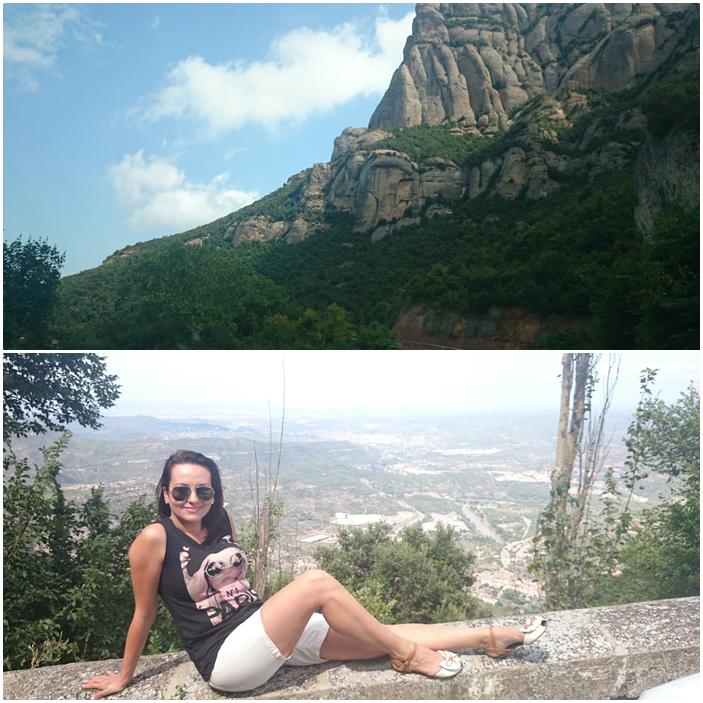 widoki hiszpania,szczyt barcelona,polishgirl,w hiszpani,w barcelonie,