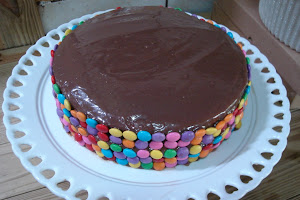 Torta Confete