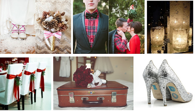 accessori e decorazioni matrimoni invernali winter wedding decorations accessories inspiration board