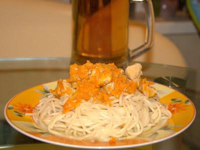 спагетти, макароны, вермишель