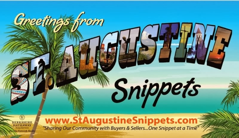 St. Augustine Snippets