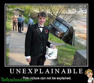 Unexplainable ! This picture can not be explained