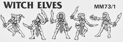 Primeras Brujas Elfas de Marauder