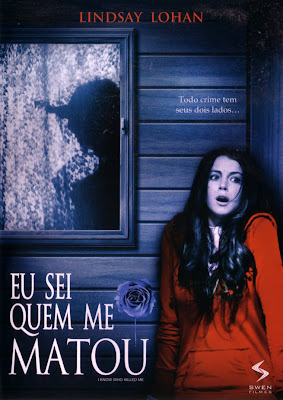 Eu Sei Quem Me Matou - DVDRip Dublado