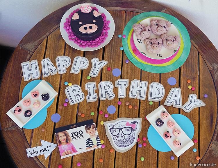 KuneCoco Happy Birthday Bloggeburtstag
