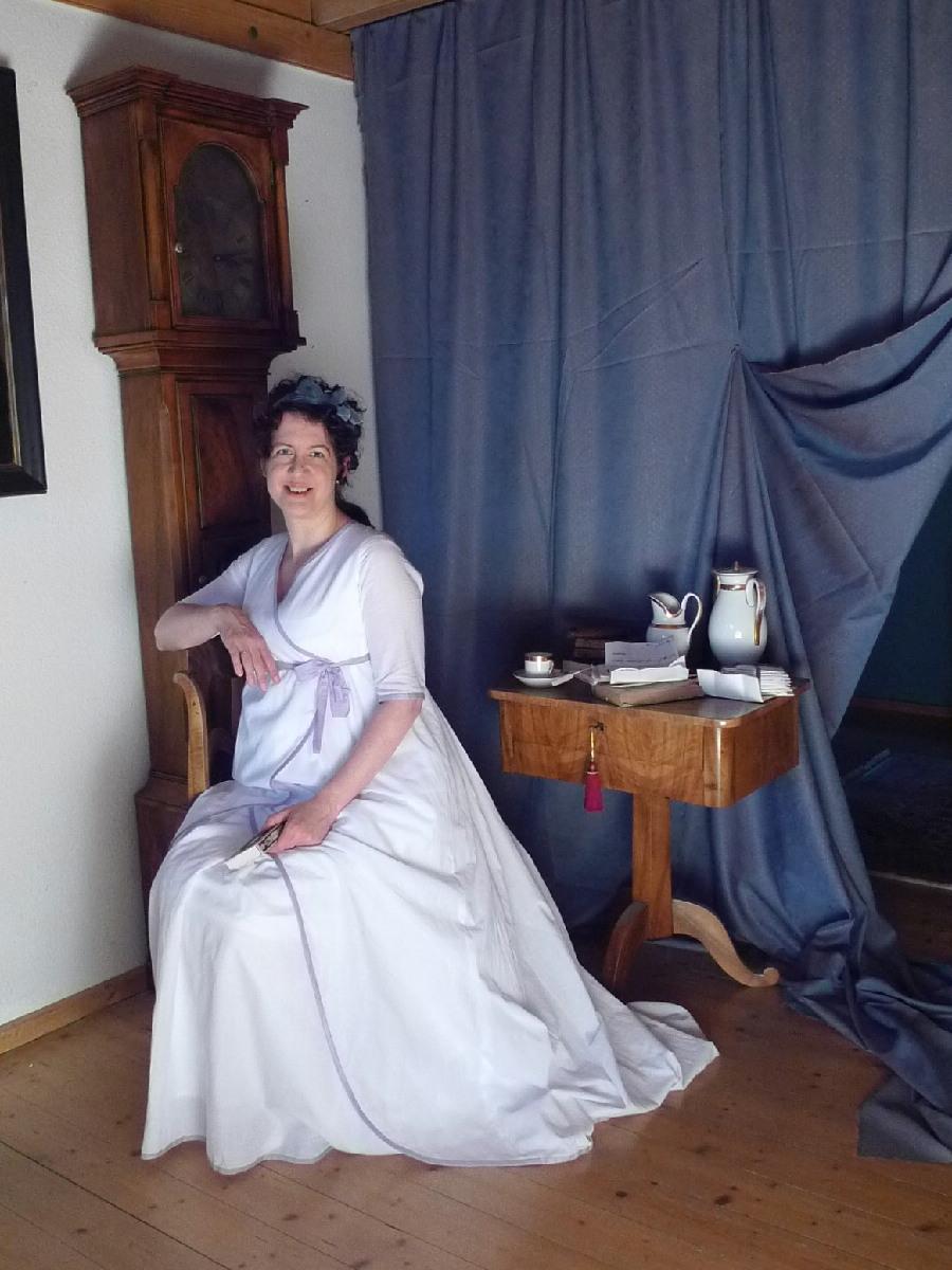 kleidung um 1800 zum kleiderschrank