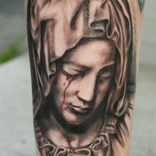 catholic devotional tattoos showcase thread. Black Bedroom Furniture Sets. Home Design Ideas