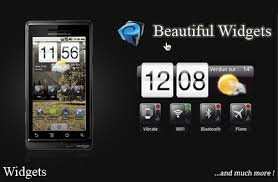 Beautiful Widgets for Android now available for free, customise your home screen with colourful widgets