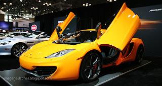 carro de lujo, deportivo